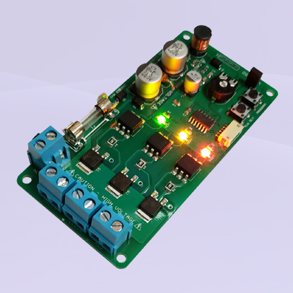AC Traffic Light Controller Kit