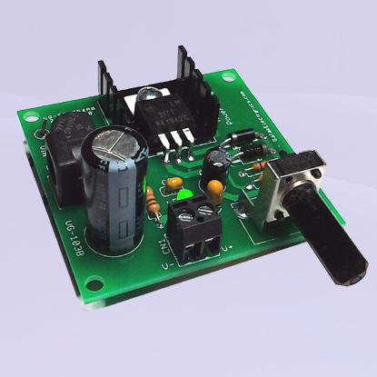 Adjustable DC Power Supply Kit