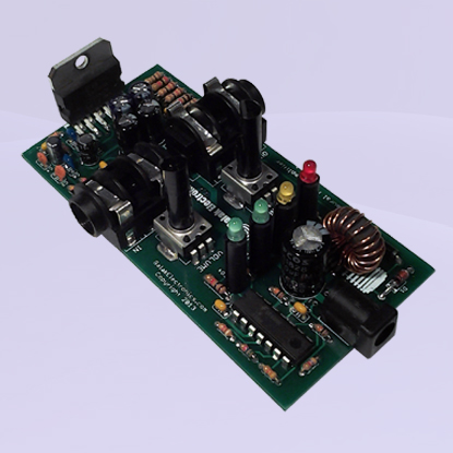 Mono Audio Power Meter