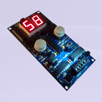 Programmable Countdown Timer