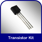 Assorted Transistor Kit