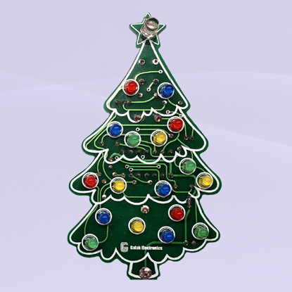 Twinkling Christmas Tree Kit